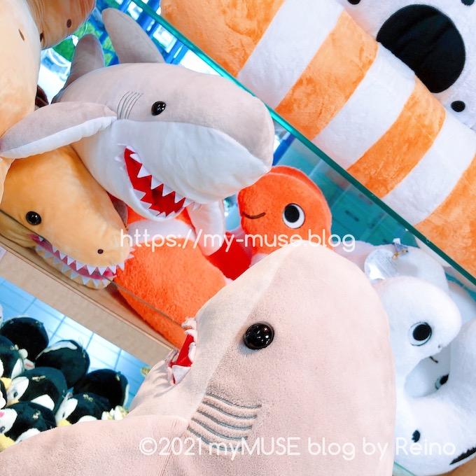 IKEA(イケア)のサメ以外の可愛いサメのぬいぐるみ