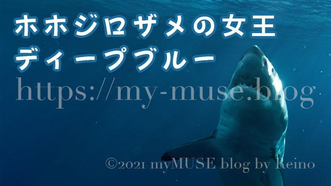 実在する伝説の巨大サメ「ディープブルー」最大記録級のホホジロザメ(ホオジロザメ)女王の正体