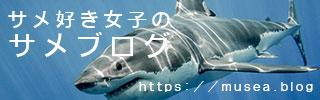 サメ好き女子によるサメ生態、大きさ、寿命、生息地などのブログ